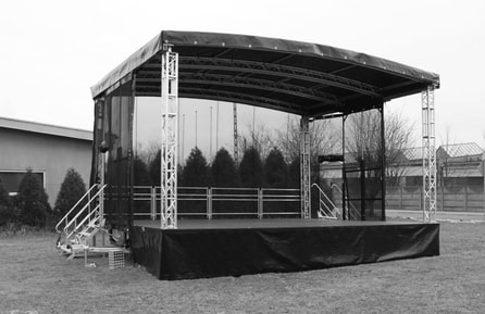 Stage Hire in Cheshire